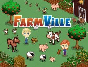 Farmville - Social Gaming Rewards Effort